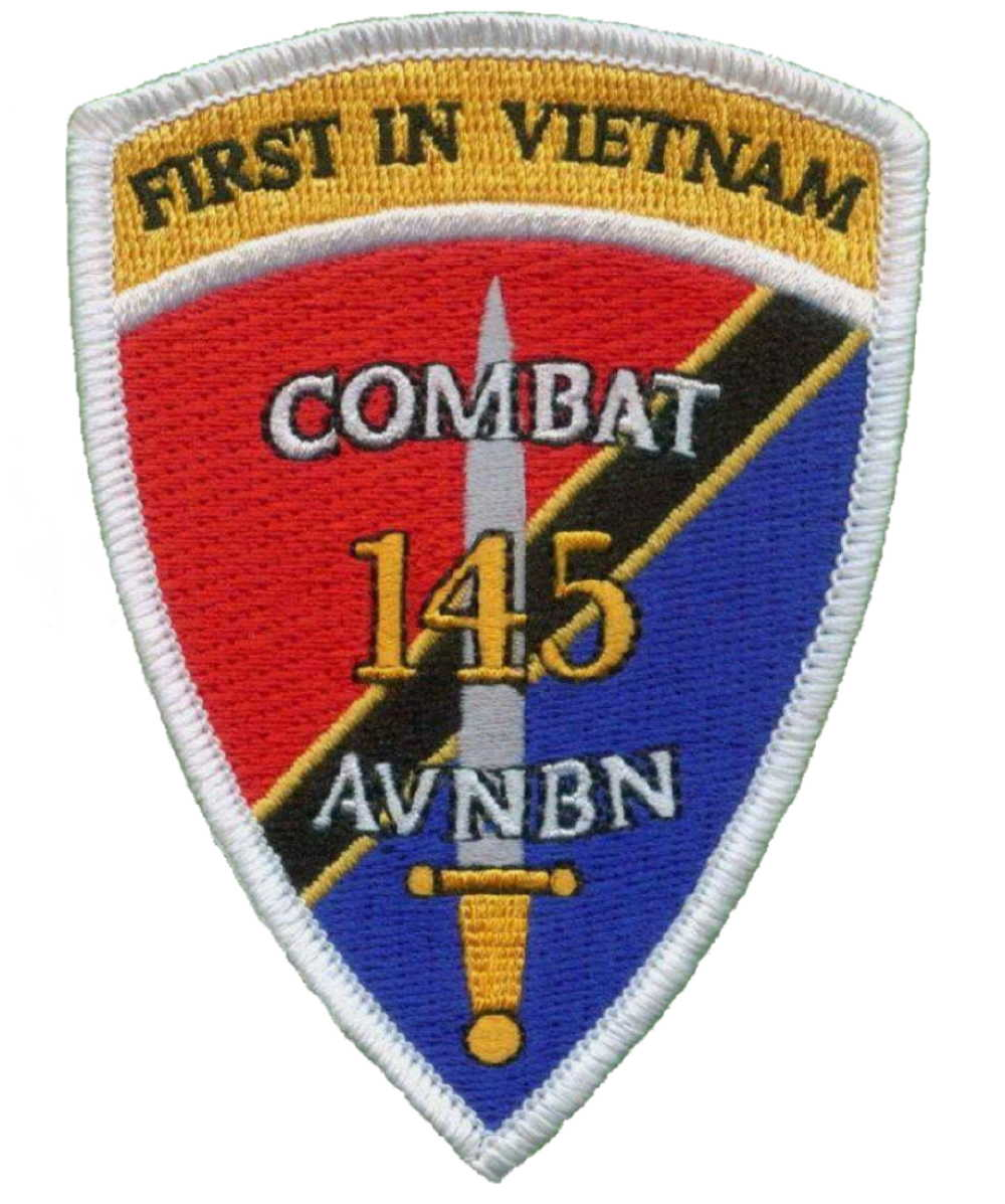 145th CAB patch